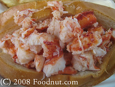 Lobster-Shack-Naked-Lobster-Roll (foodnut.com) Tags: food lunch restaurant foodporn lobsterroll lobstershack redwoodcity foodie restaurantreview restaurantguide foodnutcom