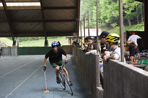 polo camp in nagano 2011