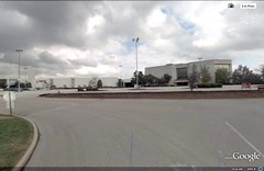 Jamestown Mall (via Google Earth)