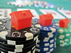 Gambling on the Housing Market