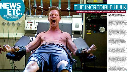 L'Incroyable Hulk est vénere