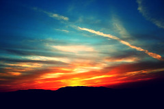 That day (~mohsentaleb) Tags: sunset colorful 10kmh smellofspring aalbalookhoshkeh