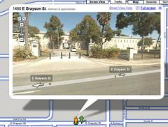 Google Street View Military