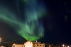 Northern Lights Dance (adolwyn) Tags: alberta northernlights auroraborealis 1740l interestingness53 i500 40d anawesomeshot paddleprairie