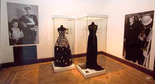 Vestidos de Eva Peron