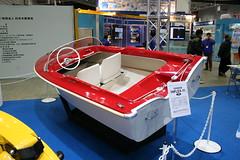 ヤマハのボート.JPG