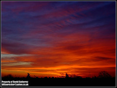 The Sun is painting...a Red and Blue Sunrise Clouds (david gutierrez [ www.davidgutierrez.co.uk ]) Tags: new city uk travel blue light red england sky urban orange sun building tree london nature colors silhouette architecture clouds sunrise buildings spectacular photography dawn photo interestingness day cityscape colours image unitedkingdom earth centre cities cityscapes center structure architectural explore finepix londres architektur fujifilm sensational metropolis rays redandblue topf100 londra impressive municipality edifice cites 100faves s6500fd s6000fd fujifilmfinepixs6500fd