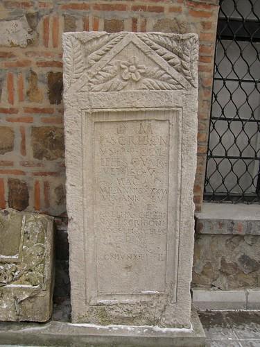 Roman Stele