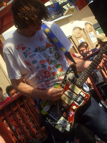 Thurston Moore, Northampton Wools at SXSW