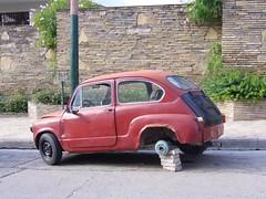 Salta voiture