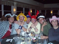 Silly Hat Dinner