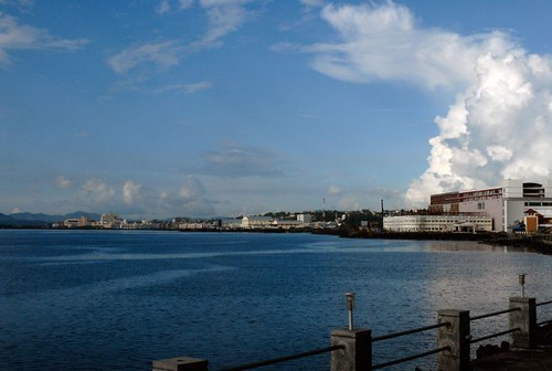 Manado waterfront