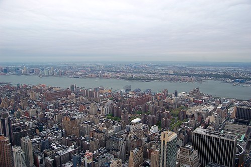Manhattan from ESB