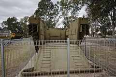 Army Museum Bandiana (yewenyi) Tags: museum army buffalo highway military wwii australia victoria worldwarii m31 vic aus adf oceania australianarmy maching wodonga auspctagged lvt armymuseum humehighway northeastvictoria highway31 australiandefenceforce bandiana wineandhighcountry national31 pc3690 wodongaruralcity wodongacitycouncil cityofwodonga landingvehicletrackedarmoured mark5buffalo 4kmeofwodonga armymuseumbandiana