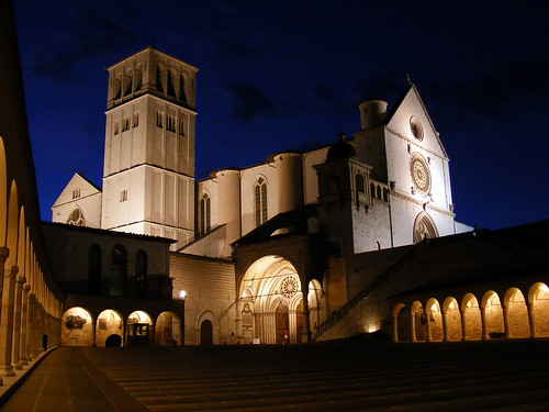 Assisi Basilica di san Francesco