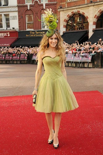 Sarah-Jessica Parker - SATC world premier London