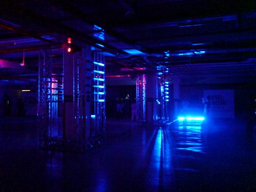 basement event