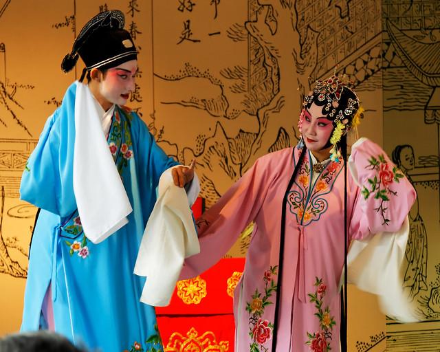 Chinese Opera by avirus