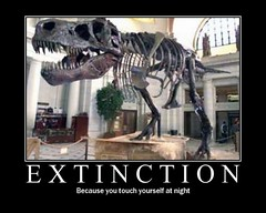 we warned you...... (the mad LOLscientist) Tags: museum skeleton fossil notmine dinosaur lol naturalhistory paleontology rex prehistoric extinction extinct tyrannosaurus prehistory tyrannosaur gleanings lolscience