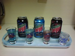Mountain Dew - Taste Test