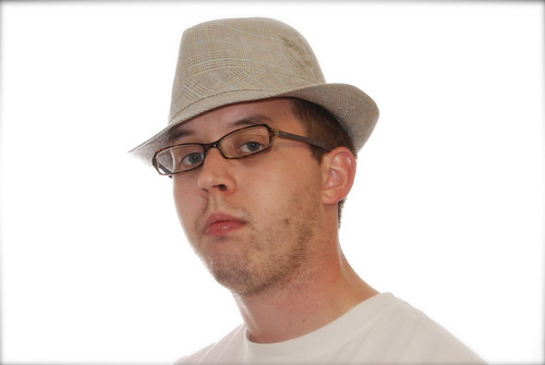 June 02, 2008 : My New Hat