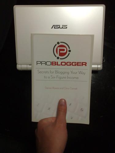 Problegger book