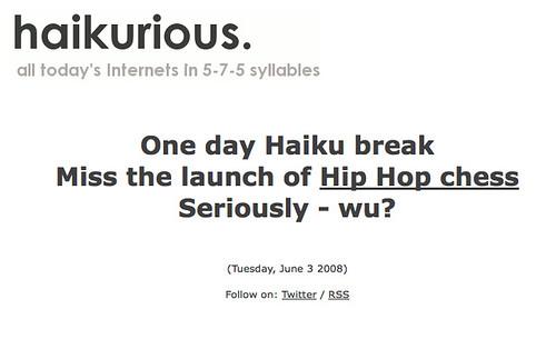 haikurious