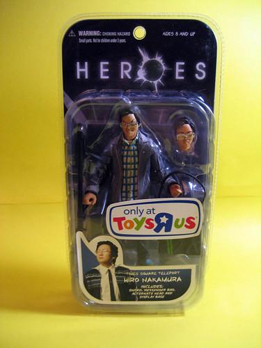 Heroes: Hiro