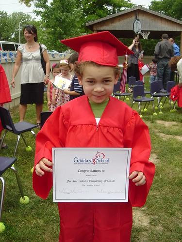 Aidan's Graduation