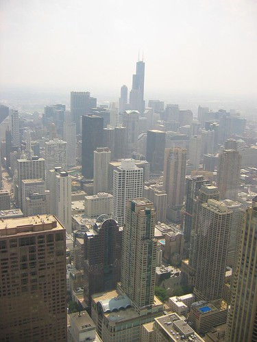chicago - hancock observatory