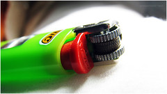Bic - Lighter by tsuh