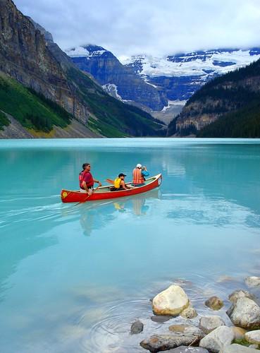 Calgary to Revelstoke en Banff