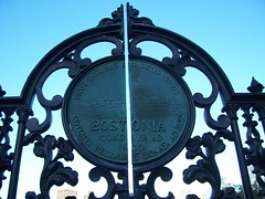 City Seal - Common Gate (K. Shafer) Tags: beantown