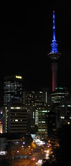 Sky Tower an Matariki