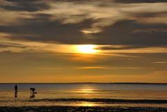 Golden Sunset @ San Remigio, Cebu (frcyu) Tags: sunset beach cebu cebusugbo cebusugbu sanremigio seasunclouds