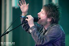 Thom Yorke - Radiohead at Victoria Park, East London (Keira Vallejo Photography) Tags: london victoriapark thomyorke radiohead inrainbows