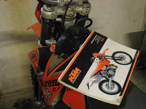 Schema Elettrico Ktm Exc : Ktm: scarica i manuali per le moto da cross ed enduro ruscibar