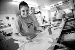 making the pies (rob_fuel) Tags: food lunch texas roadtrip pizza stop bandera d3 nikond3 nikon2470mm28