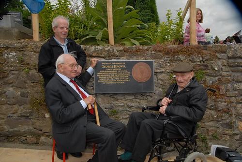Spanish Civil War veterans remember a hero
