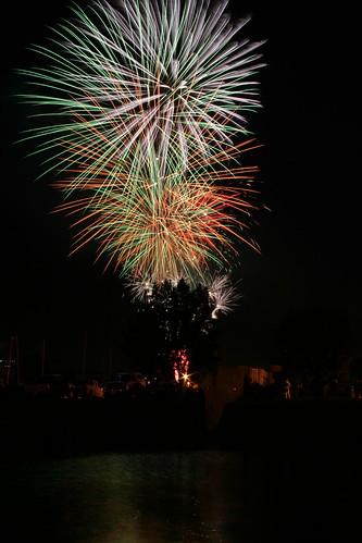 Canada Fireworks 3