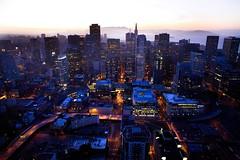 To Live (Thomas Hawk) Tags: sanfrancisco california usa building architecture night construction cityscape view unitedstates 10 unitedstatesofamerica fav20 soma fav30 skyscrapper fav10 fav25 rinconhill condomium onerinconhill superfave
