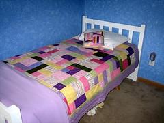 Hayley's quilt