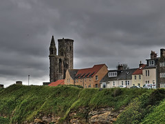 Catedral de St. Andrews (vfr800roja) Tags: paisajes scotland landscapes olympus escocia standrews e3 orf