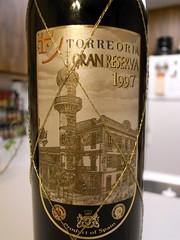 1997 Torre Oria Gran Reserva