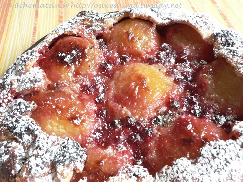 Summer Fruit Galette 004