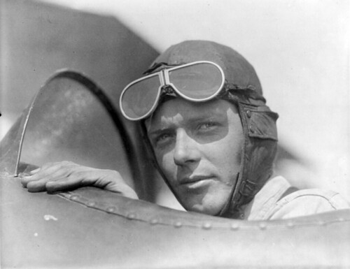 Charles Lindbergh was the most popular man of the 19th century. He is known for his non-stop flight from Garden City, New York to Le Bourget Field in Paris, France.