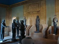 2006-12-17 12-22 Rom 019 Vatikanische Museen Museo Gregoriano Egizio (Ägyptische Sammlung)
