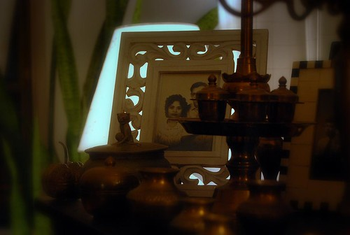 Tepak sireh & Bali Porcelain
