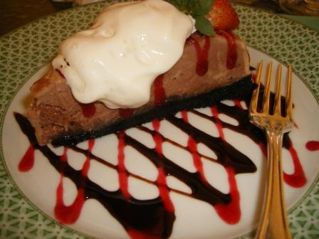 Gretchen's Baileys Mud Pie