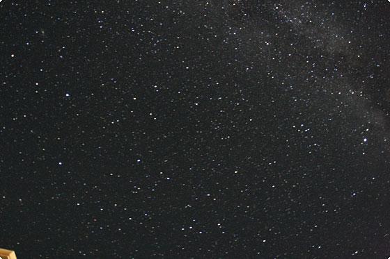 波照間の星空